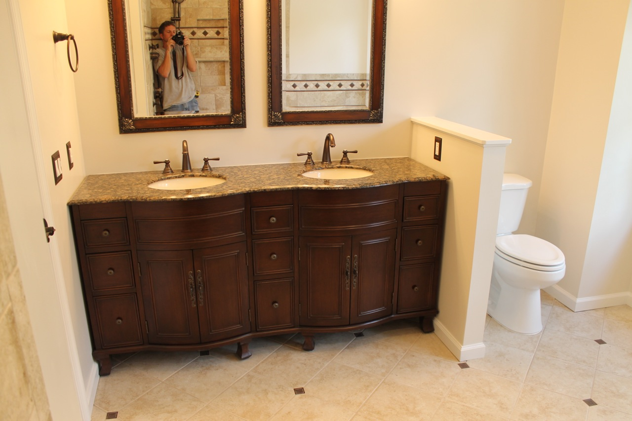 Bathroom Remodel Gainesville Va Contractors Ramcom Kitchen Bath