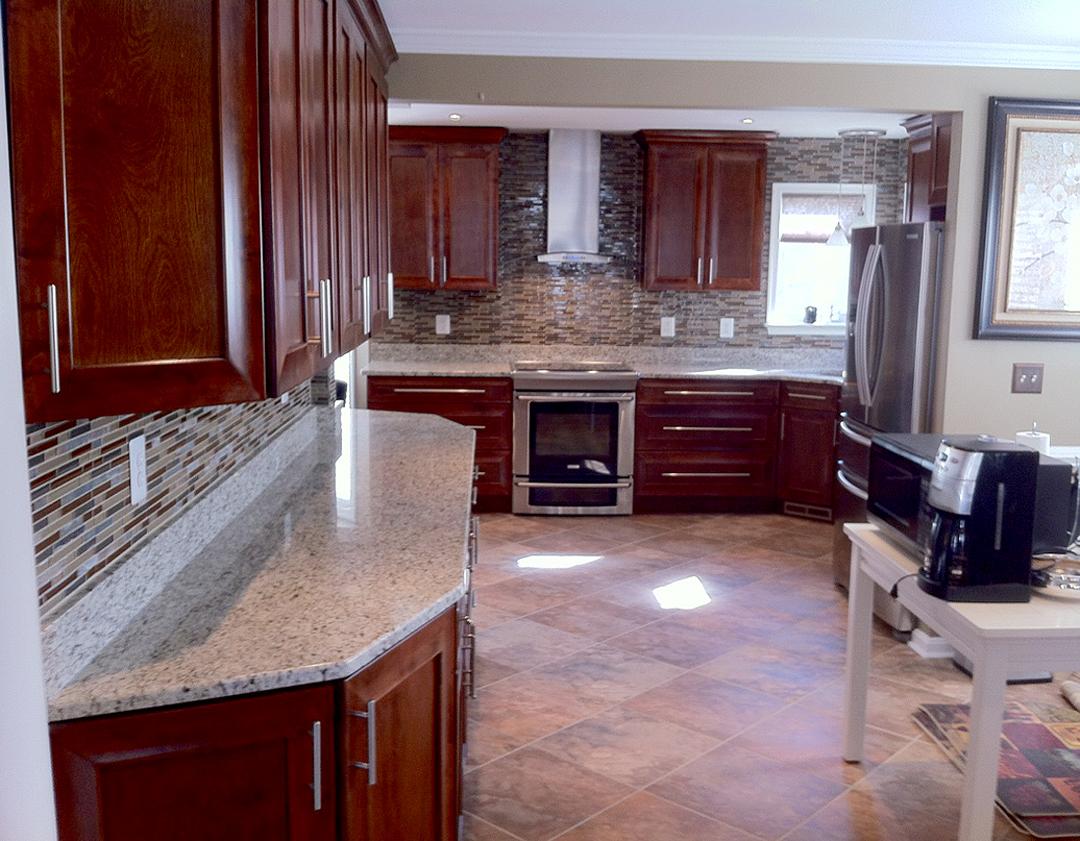 Kitchen remodel in woodbridge va by ramcom kitchen bath - Bathroom remodeling woodbridge va ...